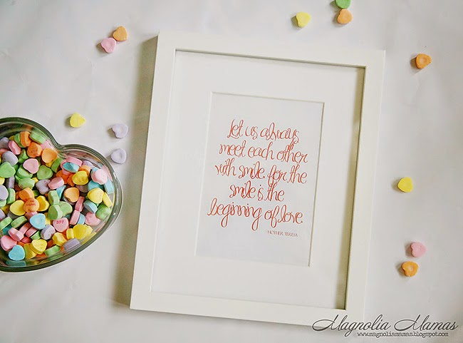 Magnolia Mamas : Love Quotes {Printable}