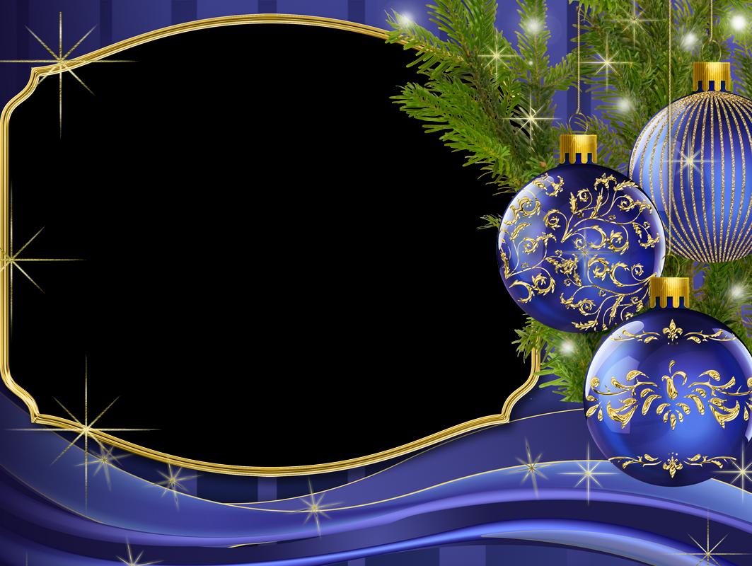 Tus fotos geniales esta navidad 5 bellos marcos para - Marcos navidad fotos ...