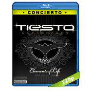 Tiesto: Copenhagen – Elements Of Life (2008) BRRip 720p Audio Ingles 5.1 (Concierto)