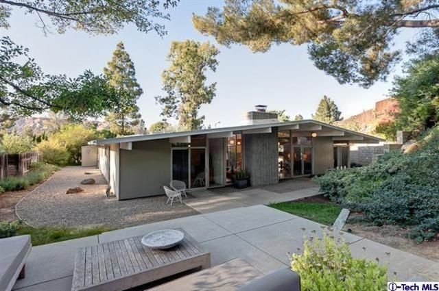 Mid Century Modern Eichler Homes Available For Purchase