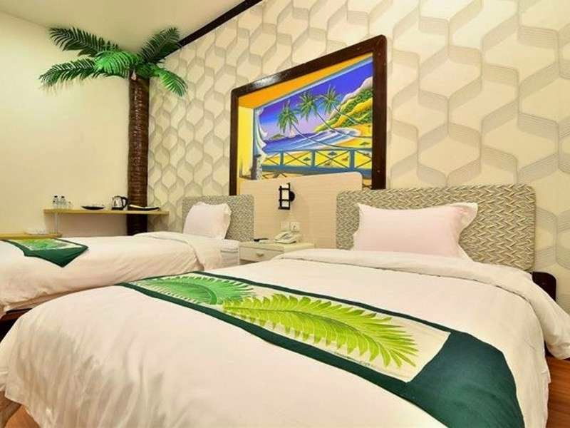 Hotel Hawaii Bali di Kuta Bali