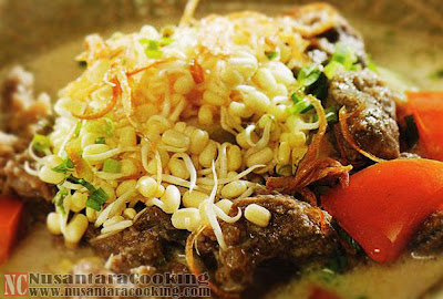 Resep Masakan Soto Daging Sapi