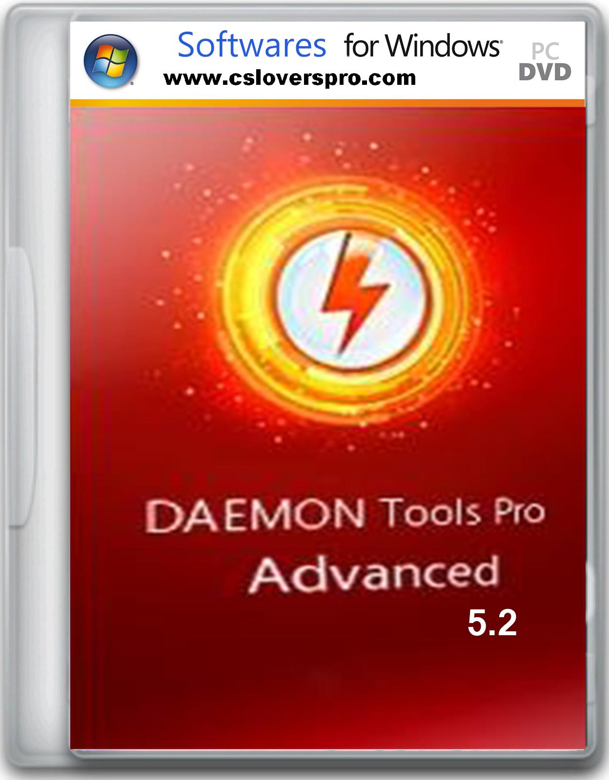 Daemon tools pro advanced 5200348 + crack full version free download description: daemon tools pro advanced