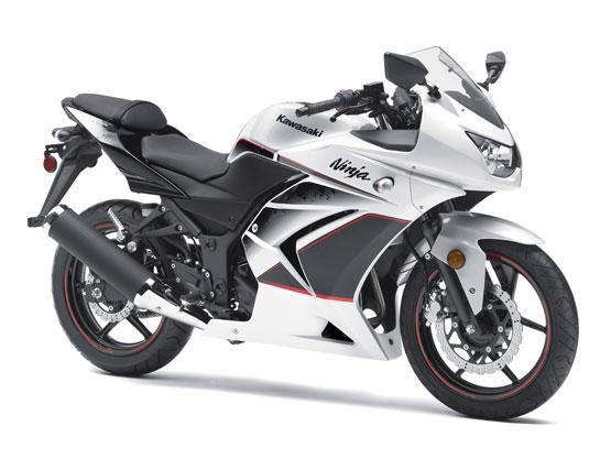 2011 Kawasaki Street Sport Ninja 250R