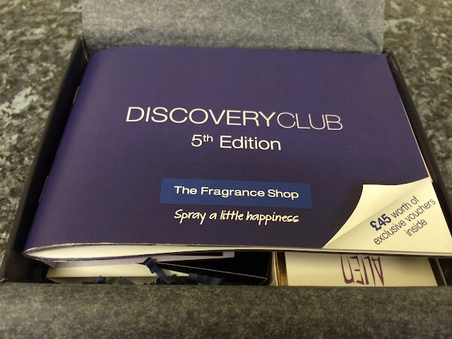 The Fragrance Shop Discovery Club 5th Edition