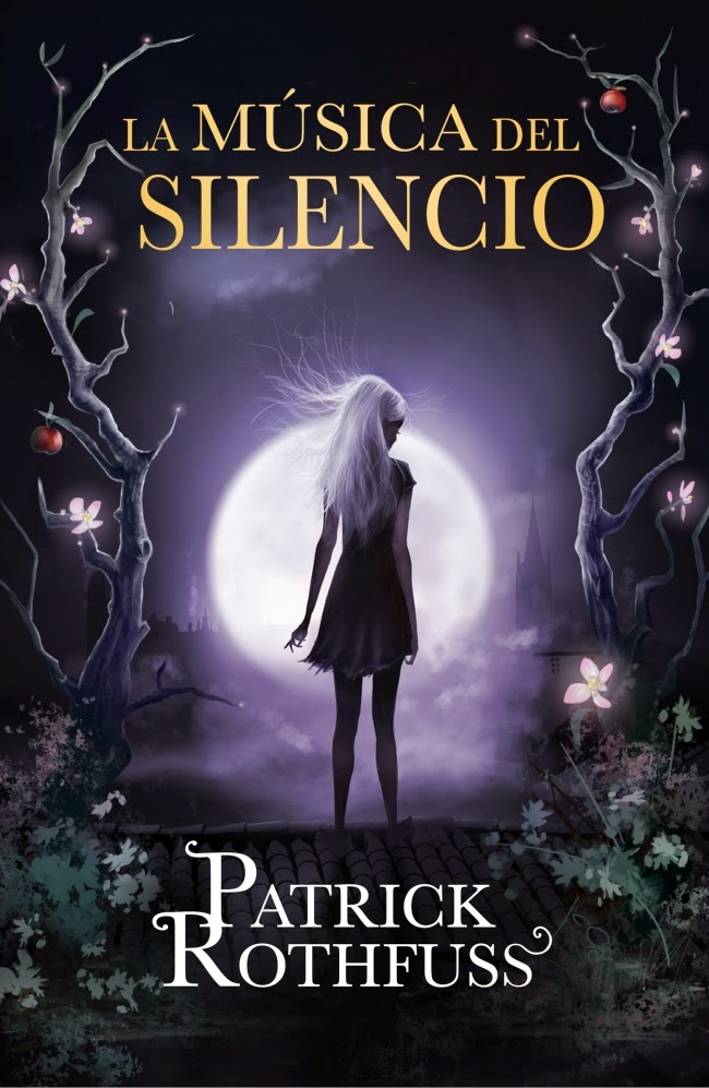 Ranking Semanal. Los diez libros más vendidos. Número 1. La Música del Silencio, de Patrick Rothfuss.