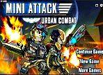 Mini attack urban