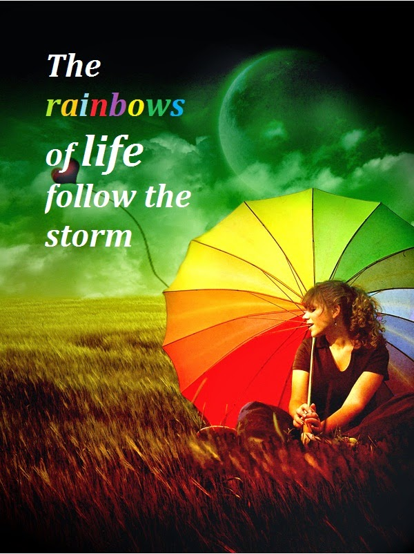 Latest Quotes About Life Entrancing Inspirational Life Quoteshort Life Quoterainbow Background