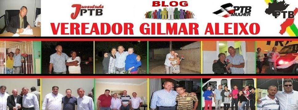Vereador Gilmar Aleixo