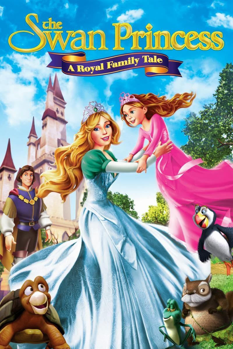 La Princesa Encantada: Un Cuento De La Familia Real – DVDRIP LATINO