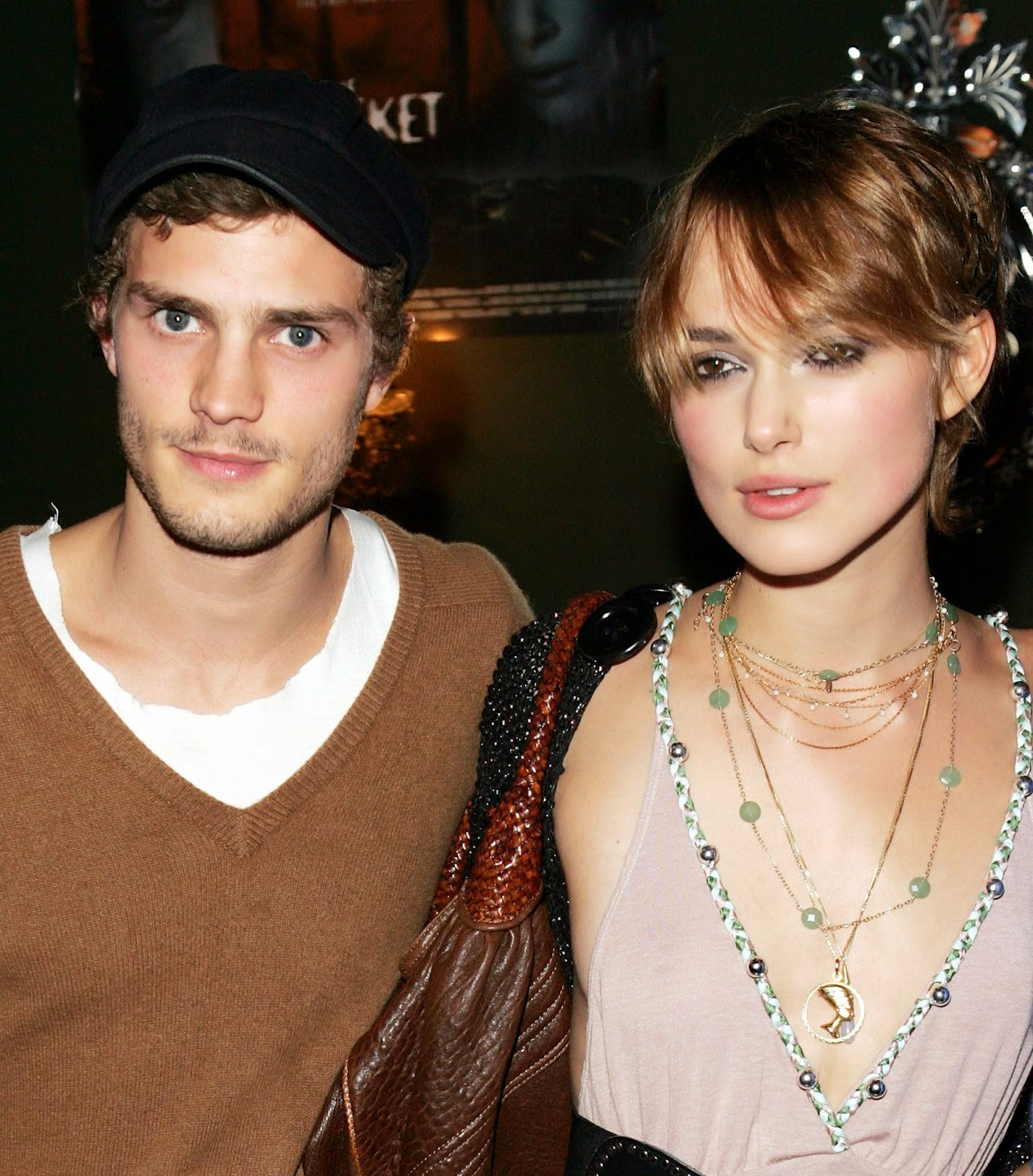 To acquire Knightley keira and jamie dornan pictures trends