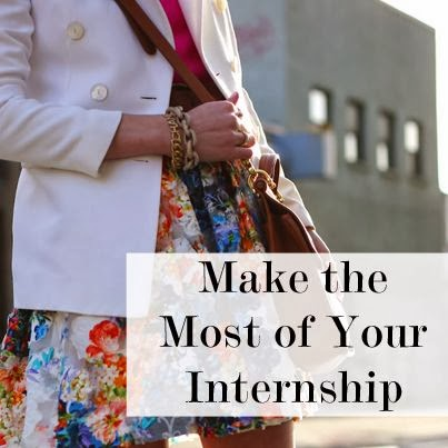 http://www.levo.com/articles/career-advice/how-make-most-of-your-summer-internship