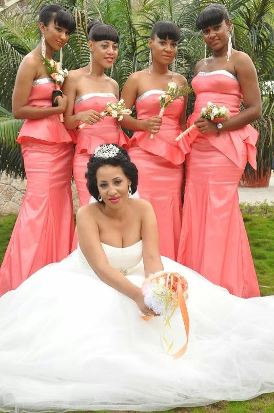 Jane Malinga And Martins Wedding Wedding Bells