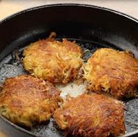Resep Masakan Rosti Vegi
