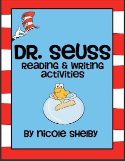 Dr seuss writing style
