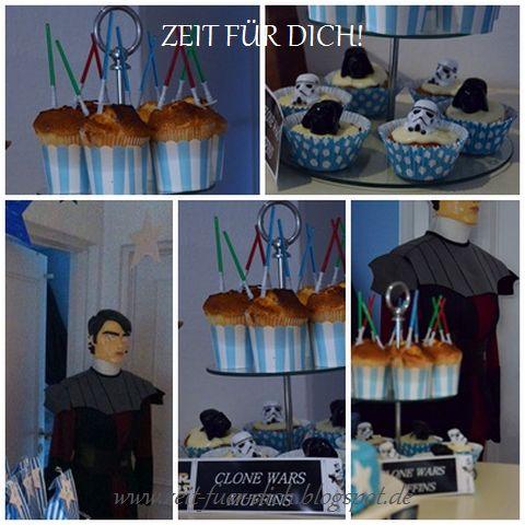 zeit f r dich star wars party leichte speisen spannende spiele tolle ideen einfache. Black Bedroom Furniture Sets. Home Design Ideas