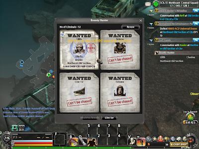 Metal Reaper Online - Bounty Hunt Accept