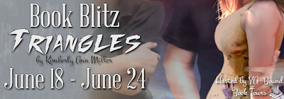 BOOK BLITZ ~ Triangles by Kimberly Ann Miller