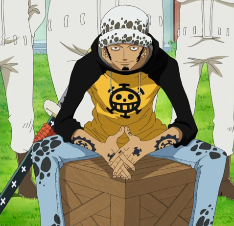 Haki one piece what they are eating devil fruit haki for Trafalgar law tattoos