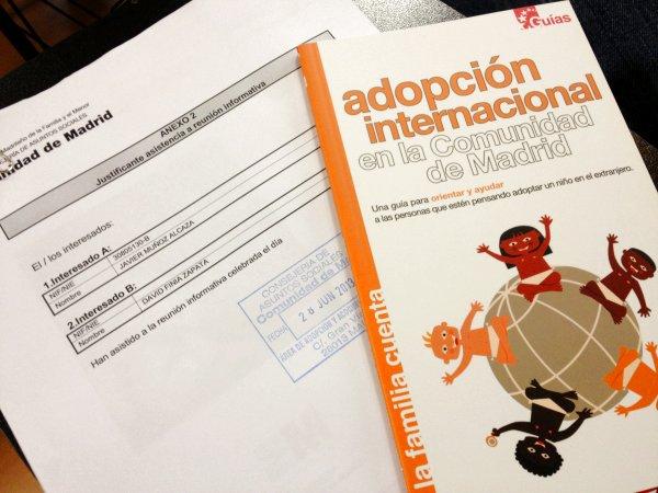 Adopción Internacional para parejas Homosexuales