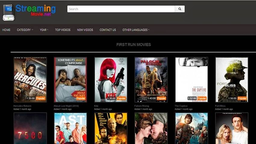 Streaming-Movies is the best site to watch movies online.