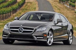 Harga Mercedes Benz CLS