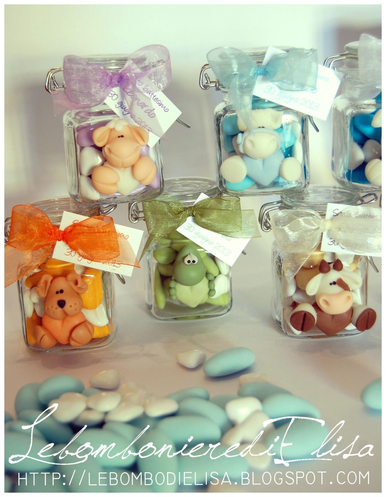 Le bomboniere nella collezione fattoria sono perfette per ogni ...