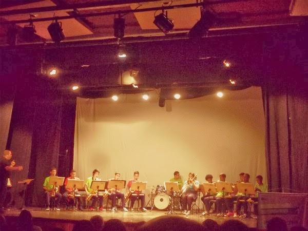Jazz, teatro