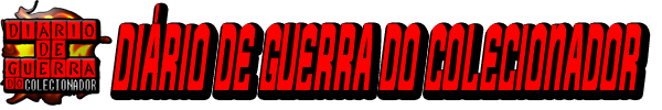 Diário de Guerra do Colecionador.