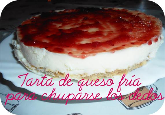 tarta de queso riquísima mascarpone