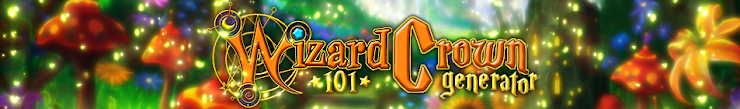Wizard101 Crown Generator