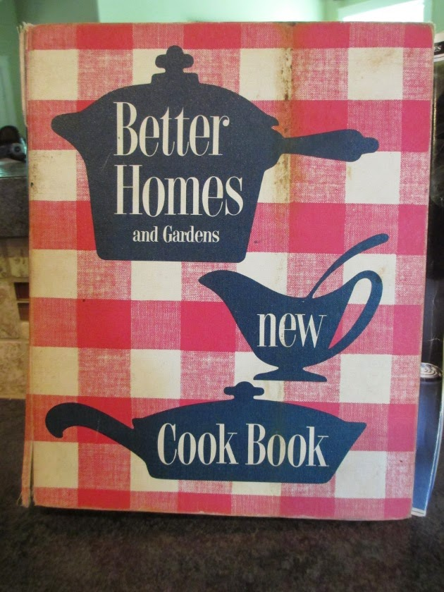 From The 1953 Better Homes And Gardens New Cook Book