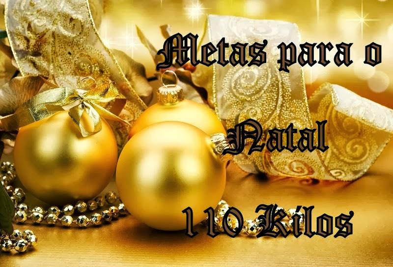 ♦♣Metas Para Natal!!♣♦