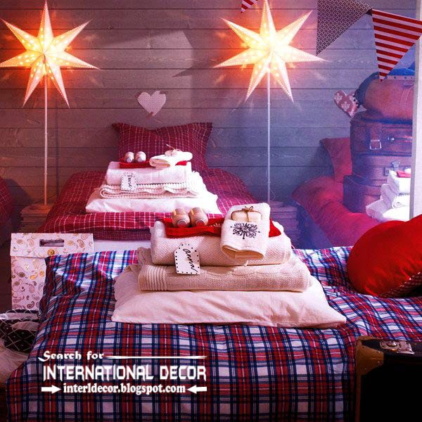 New Ikea Christmas decorations 2015, christmas garlands ideas from ikea 2015