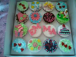 Kelas Asas Cupcake