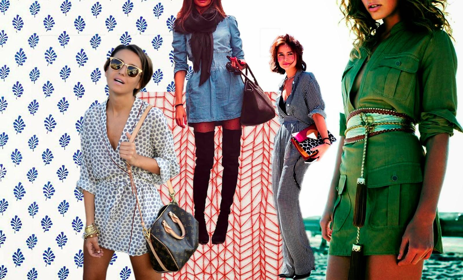 inspiration couture Céline