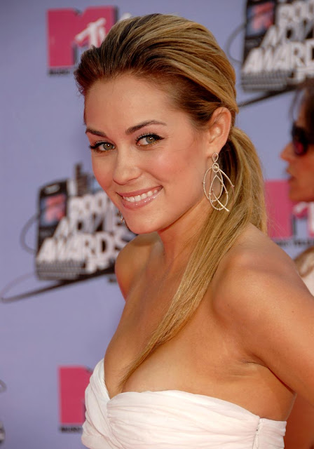 Lauren Conrad Ponytail Hairstyle Ideas for Girls