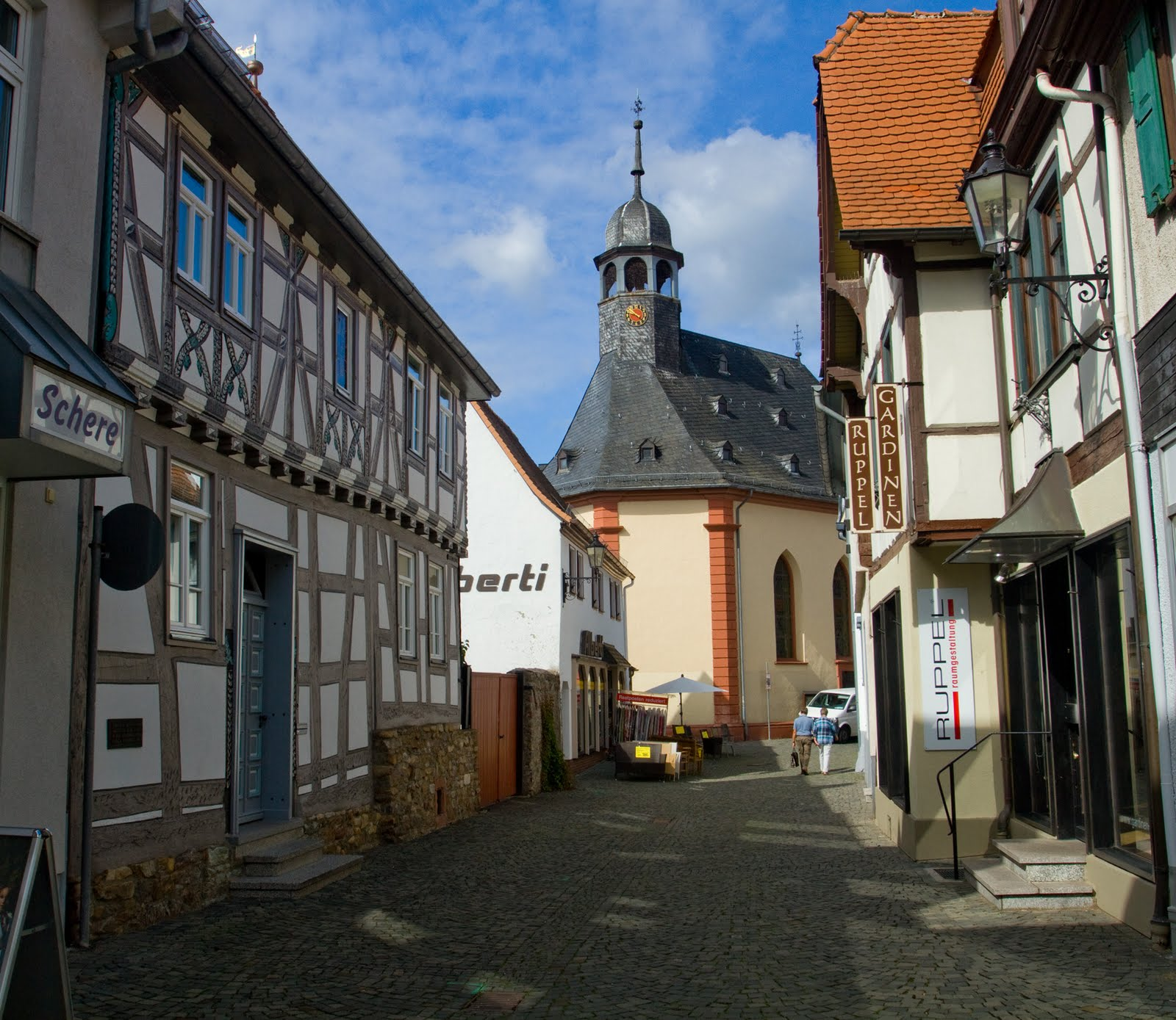 Oberursel Germany  City pictures : we live in a small village near oberursel taunus germany the old town ...