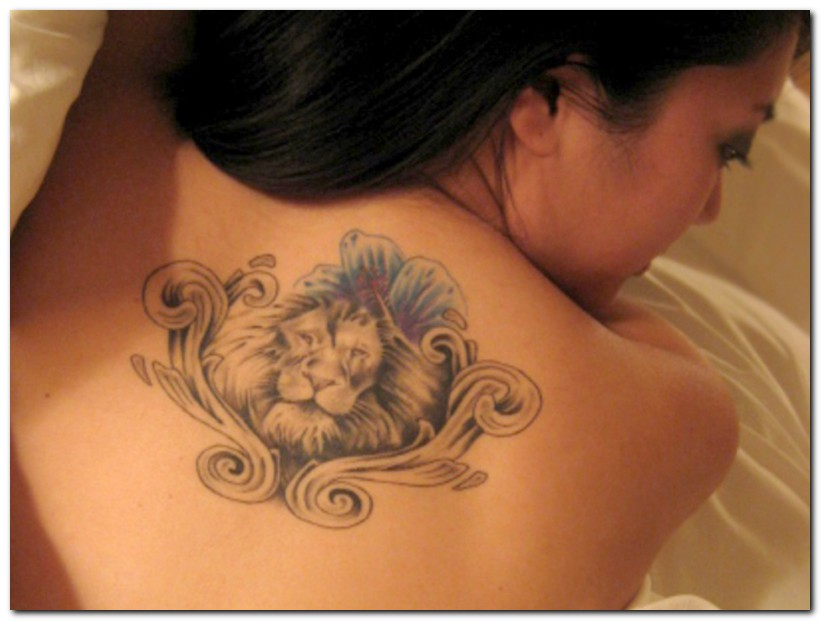 Lion Tattoos Roaring Lion Lion Of Judah Tattoo Pictures