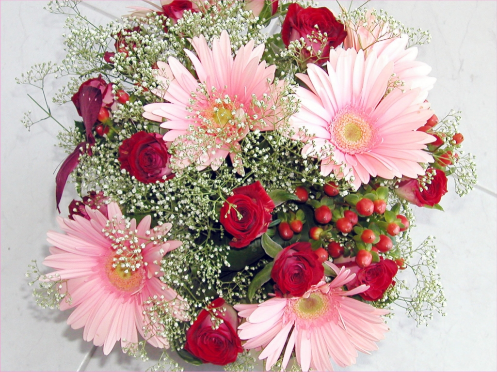 beautiful flowers for valentines day gallery - flowers bouquet, Ideas