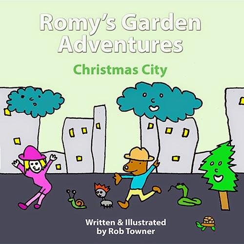 Romy's Garden Adventures: Christmas City