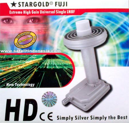 harga lnb ku band stargold fuji terbaru