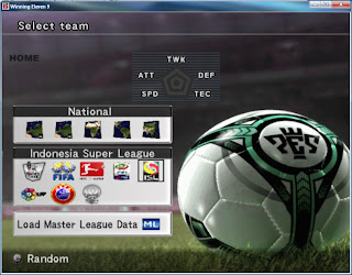 WE9 Patch PES 2011 + ISL ~ Finding and Sharing