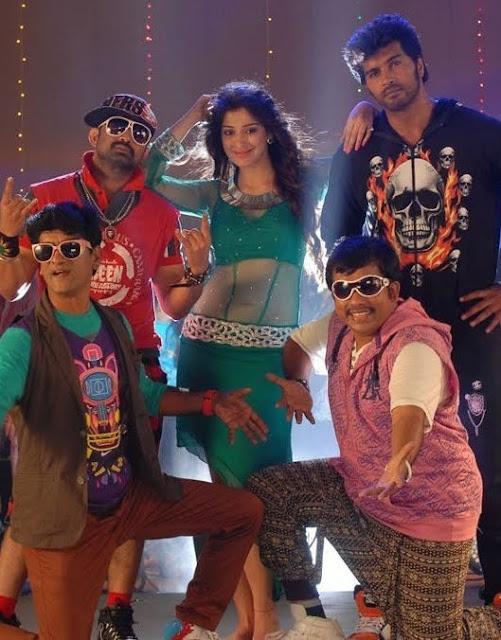 Lakshmi Rai hot navel show
