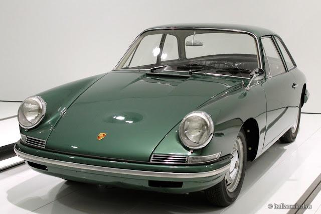 Porsche Typ 754 «Т7», 1959 г.