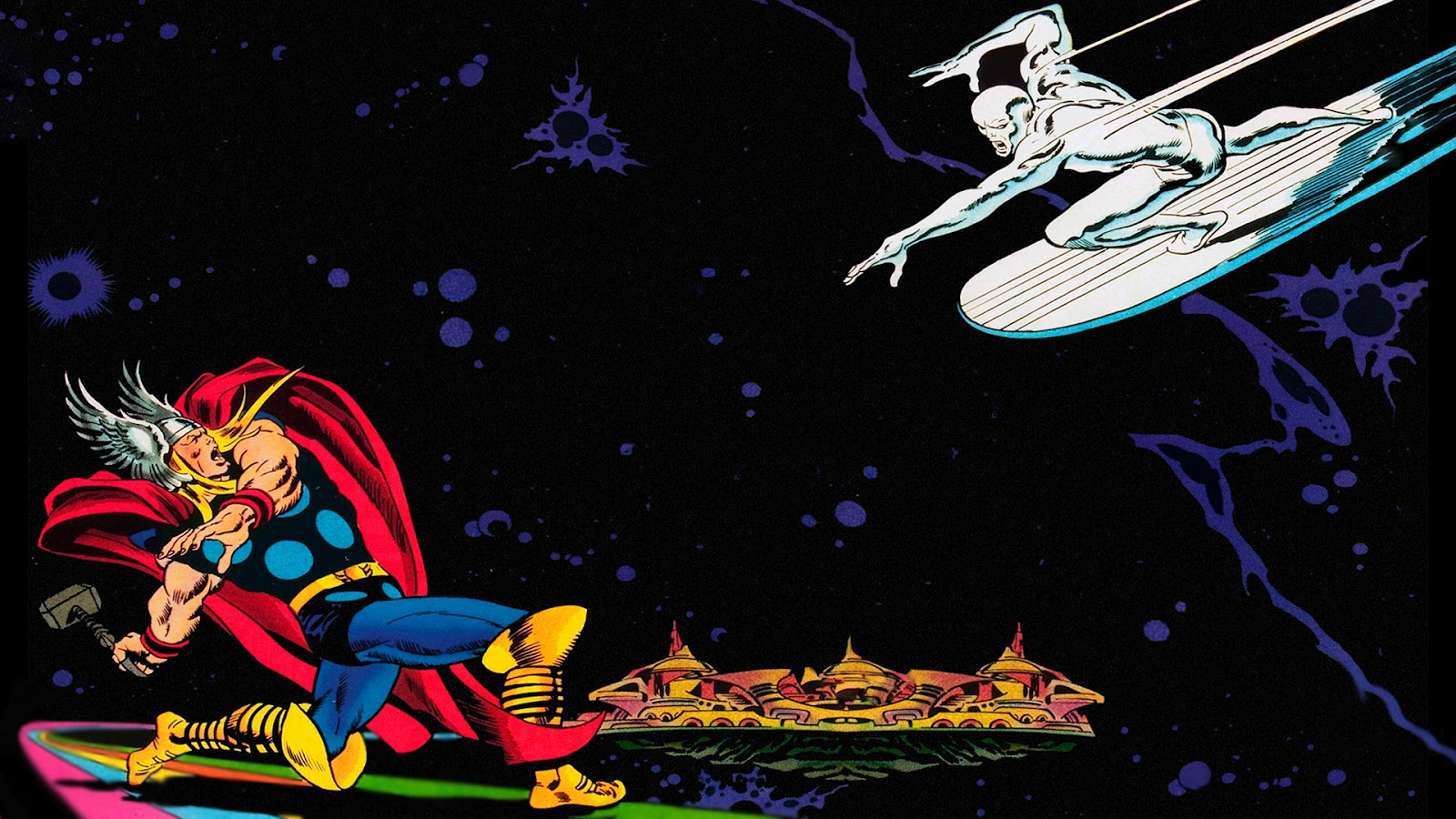 Photo Collection Wallpaper Blog Silver Surfer