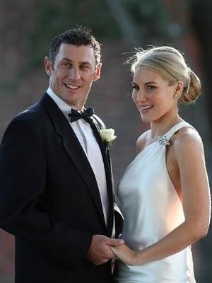 David Hussey Wife