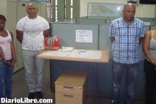 Comandante de La Caleta, preso por narco