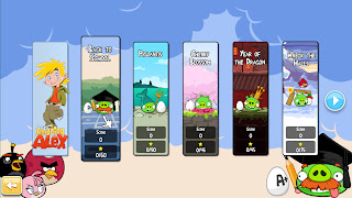 Free Angry Birds Seasons 2.5.0 Full
