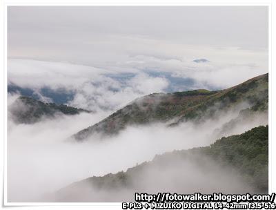大帽山 I/2 - 雲海 (Tai Mo Shan)